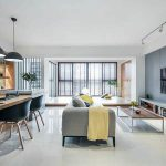 Space design Advanced gray Simple quality life