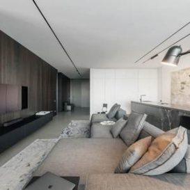 Ukraine - 100m2 Modern and Stylish Kiev Apartment
