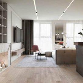 Ukraine Need design creates a unique living space