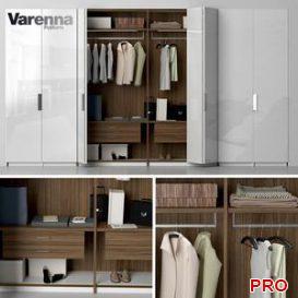 Varenna Poliform DAY YSTEM 20 3d model Download  Buy 3dbrute