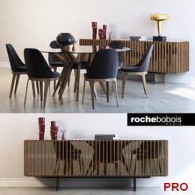 Roche bobois 3d model Download 3dbrute