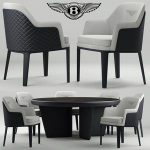 Table and chairs bentley kendal chair