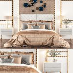 Fendi montgomery bed