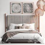 Flexform MOOD Icaro Bed