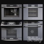 Kitchen Appliances Smeg Linea