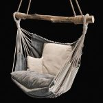 Suspended chair 2