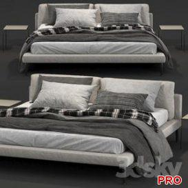 LIVING DIVANI Floyd Hi Bed 3d model Download  Buy 3dbrute
