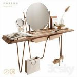 C oseno dressing table