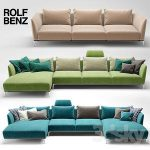 Sofa ROLF BENZ SCALA