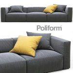 Poliform Shangai sofa