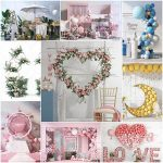 Sell Decor for Wedding- birthday 3d model