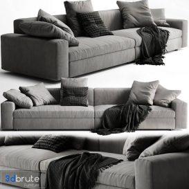 Poliform Dune Sofa 3d model
