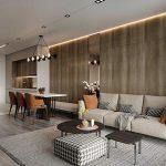 Living room scene 10