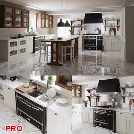 Scavolini kitchen P1 3d model Download  Buy 3dbrute