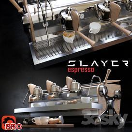 SLAYER ESPRESSO 3 GROUP 3d model Download  Buy 3dbrute