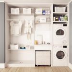 Washing and drying machine Bosch I Laundry