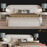 smania james Bed b2
