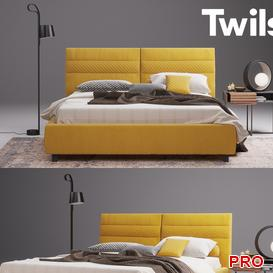 elliot Bed b7 3d model Download  Buy 3dbrute