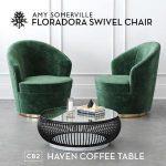 Floradora Swivel chair