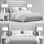 Zadie bed collection RH Teen