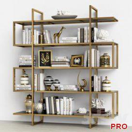 Eichholtz Cabinet Soto 109825 3d model Download  Buy 3dbrute
