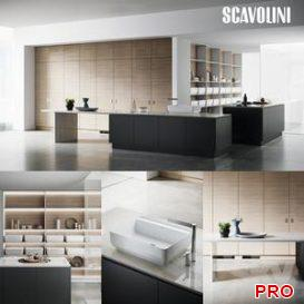 Scavolini Qi 3d model Download  Buy 3dbrute