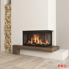 Fireplace and firewood2 3d model Download  Buy 3dbrute