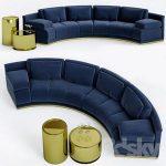 Sofa Fendi Casa 2015 Collection