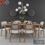 Dining set Lider 01