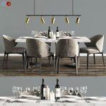 Modern Dinning Set 3