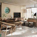 Living room scene 24
