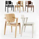 Domus Chair Artek 3d model Download  Buy 3dbrute