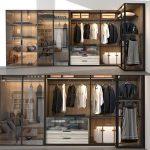 wardrobe Molteni C