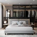 Bed room scene 33