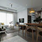 Living room scene 37