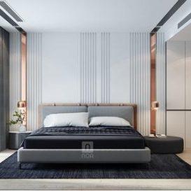 Bed room scene 46 3dbrute
