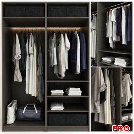 Wardrobe 3d model Download  Buy 3dbrute