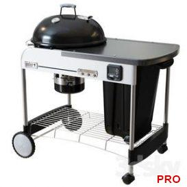 Charcoal Grill Deluxe GBS 3d model Download  Buy 3dbrute