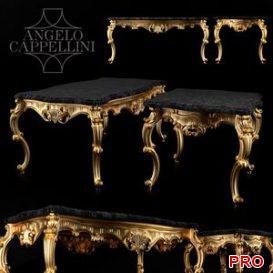 tables Angelo Cappellini 3d model Download  Buy 3dbrute
