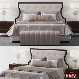 Selva Bed b17 3d model Download  Buy 3dbrute