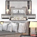 Ferris Rafauli Bed b38