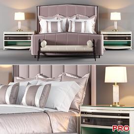 Ferris Rafauli 2 Bed b39 3d model Download  Buy 3dbrute