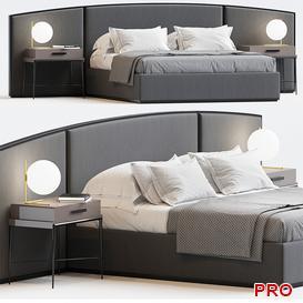 Bed b41 3d model Download  Buy 3dbrute