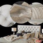 Classic + Zara Hom Bed b45
