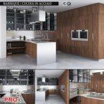 Barrique Cucina in acciaio  kitchen P5
