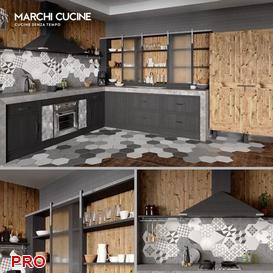 cucin kitchen P12 3d model Download  Buy 3dbrute