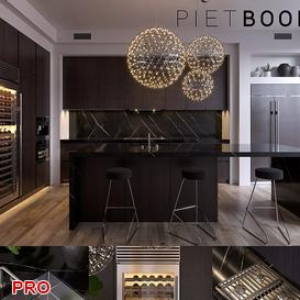Nolte Artwood kitchen P17 3d model Download  Buy 3dbrute