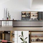 GD roble torrefacto kitchen P25
