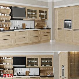 LERHYTTAN kitchen P27 3d model Download  Buy 3dbrute