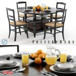 shayne isabella Dining  Table Set 46